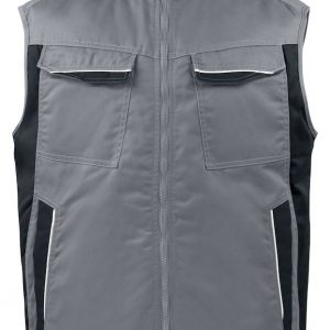Bodywarmer Double Multipoches